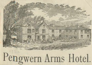 Pengwern Arms Hotel