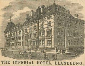 Imperial Hotel, Llandudno