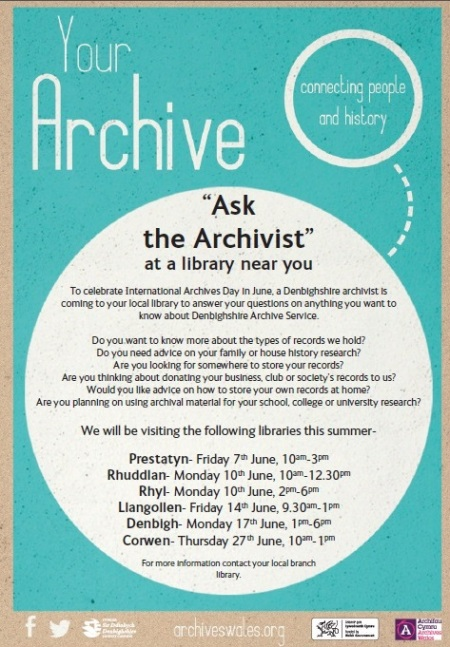 ask archivist english