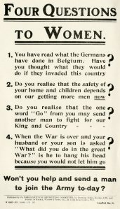 DD/G/1210- Propaganda poster