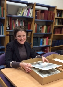 Lowri Williams, Archives Assistant