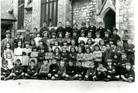 Rhos Street Pupils c.1910 (PPD/90/140)