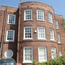 Flintshire Record Office, Old Rectory, Hawarden